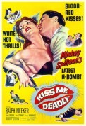 Kiss Me Deadly (1955) movie poster