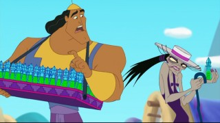 Kronk questions if Yzma's youth potion actually works.