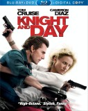 Knight and Day Blu-ray + DVD + Digital Copy Combo cover art - click to buy from Amazon.com
