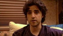 "David Krumholtz discusses his near-casting in ""Gummy: The 6th Roommate."""