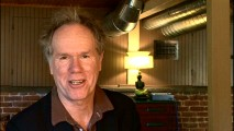 "Loudon Wainwright (who Apatow devotees will recognize as the father from ""Undeclared"") discusses making his first movie score."