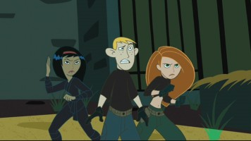 Kim possible gorilla fist