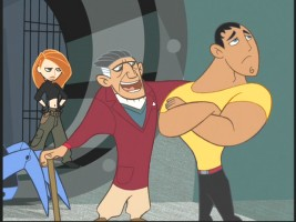 Kim Possible: The Villain Files DVD ReviewKim Possible Senior Senior Junior