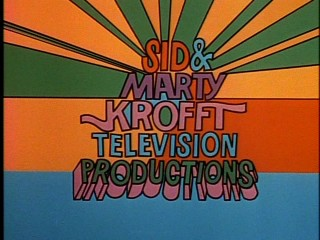 The early Sid & Marty Krofft TV shows ended with this colorful production logo.