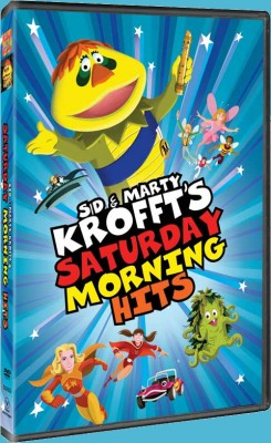 Sid & Marty Krofft's Saturday Morning Hits DVD cover art -- click to buy DVD from Amazon.com
