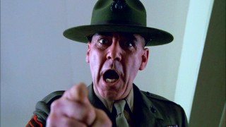 """Intense"" is the mildest way to describe R. Lee Ermey's career-defining, Golden Globe-nominated performance as Gunnery Sergeant Hartman in ""Full Metal Jacket."""