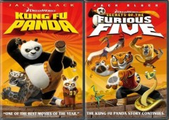 Buy Kung Fu Panda & Secrets of The Furious Five: Pandamonium Double Pack DVD from Amazon.com