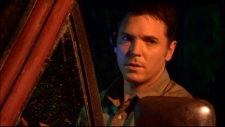 Tom Foss (Nicholas Lea) is a man of mystery who's very interested in keeping tabs on the Tragers.