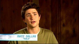 "Comments from the likes of Matt Dallas pertain largely to the second season and are buried at the end of ""Kyle Declassified."""