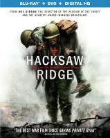 Hacksaw Ridge: Blu-ray + DVD + Digital HD cover art - click to buy from Amazon.com