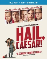 Hail, Caesar! Blu-ray + Digital HD cover art - click to buy from Amazon.com