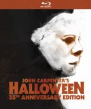 Halloween: 35th Anniversary Edition Blu-ray cover art -- click to buy from Amazon.com