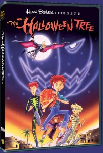 The Halloween Tree (1993) DVD cover art - click to buy from Amazon.com