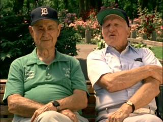 "Fellow Tigers infielders Herman ""Flea"" Clifton and Billy Rogell recall playing alongside Hank Greenberg."