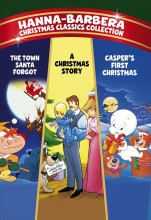 Hanna-Barbera Christmas Classics Collection DVD cover art -- click to buy from Amazon.com