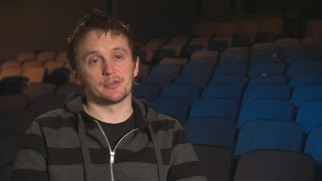 "Writer/director Tommy Wirkola explains making his English language debut in ""Reinventing Hansel & Gretel."""