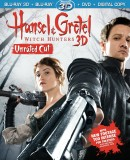 Hansel & Gretel: Witch Hunters Blu-ray 3D + Blu-ray + DVD + Digital Copy combo pack cover art -- click to buy from Amazon.com
