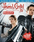 Hansel & Gretel: Witch Hunters (Limited 3D Edition Blu-ray 3D + Blu-ray + DVD + Digital Copy) - June 11
