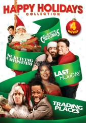 Happy Holidays Collection DVD cover art - click to buy from Amazon.com
