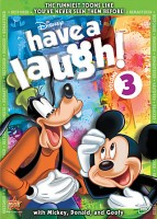 Disney have a laugh! Volume 3 DVD cover art -- click to buy DVD from Amazon.com