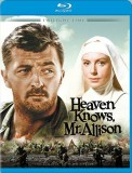 Heaven Knows, Mr. Allison: The Limited Edition Series Blu-ray cover art -- click to buy from Screen Archives