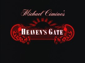 "United Artists made it clear where blame should go for the movie's failings by billing it ""Michael Cimino's 'Heaven's Gate.'"""