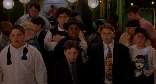 The fat boys of Camp Hope do not find any perks of being wallflowers at a dance with a girls' camp.