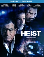 Heist: Blu-ray + Digital HD combo pack cover art - click to buy from Amazon.com