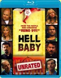 Hell Baby: Unrated Blu-ray Disc cover art -- click to buy from Amazon.com