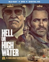 Hell or High Water: Blu-ray + DVD + Digital HD combo pack cover art -- click to buy from Amazon.com