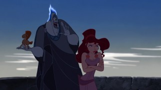 Meg isn't crazy about Hades' plan for her fulfilling her servitude to him.