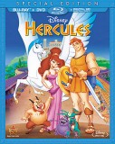 Hercules Blu-ray + DVD + Digital HD Digital Copy combo pack cover art -- click to buy from Amazon.com