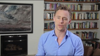 "Tom Hiddleston discusses his character in ""Breaking Down 'High-Rise' & Its Tenants."""