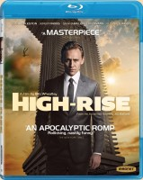 High-Rise Blu-ray Disc cover art - click to buy from Amazon.com
