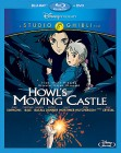 Howl's Moving Castle Blu-ray + DVD combo pack -- click to read our review.