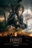 The Hobbit: The Battle of the Five Armies (2014) movie poster