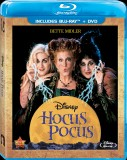 Hocus Pocus Blu-ray + DVD cover art -- click to buy from Amazon.com