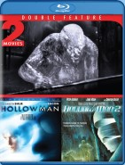 Hollow Man & Hollow Man 2: Double Feature Blu-ray Disc cover art -- click to buy from Amazon.com