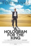 A Hologram for the King (2016) movie poster