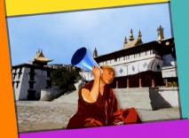 "Asian monks' use of yodels is discussed in the short ""YodelMentary."""