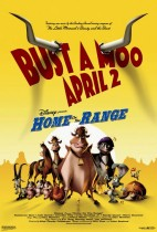 Home on the Range (2004) movie poster