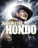 Hondo Blu-ray Disc cover art -- click to buy from Amazon.com