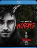 Horns Blu-ray Disc cover art -- click to buy from Amazon.com