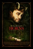 Horns (2014) movie poster