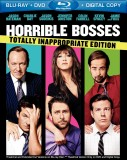 Horrible Bosses Blu-ray + DVD + UltraViolet Digital Copy cover art -- click to buy from Amazon.com