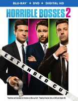 Horrible Bosses 2: Extended Cut Blu-ray + DVD + Digital HD combo pack cover art -- click to buy from Amazon.com