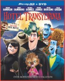 Hotel Transylvania: Blu-ray 3D + Blu-ray + DVD + UltraViolet combo pack cover art -- click to buy from Amazon.com