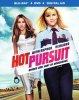 Hot Pursuit: Blu-ray + DVD + Digital HD combo pack cover art - click to buy from Amazon.com