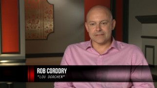 "You can bet Rob Corddry incorporates sarcasm into his remarks in ""The Making of 'Hot Tub Time Machine 2.'quot;"