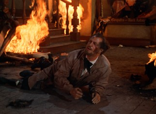 Professor Henry Jarrod (Vincent Price) can't save his life's work from going up in flames as part of his business partner's fraudulent insurance scam.
